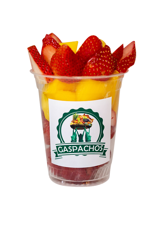 STRAWBERRY + MANGO