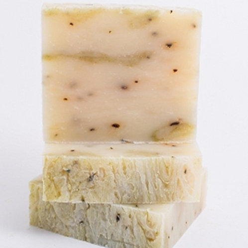 Peppermint Tea Tree All Natural Soap