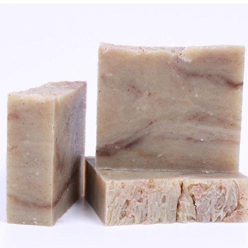 Wild Rose Scrub All Natural Soap