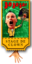Stage De Clown