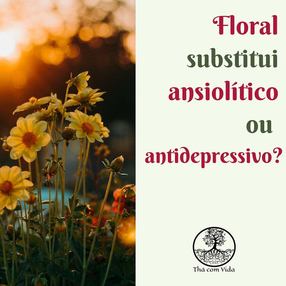 florais para ansiedade