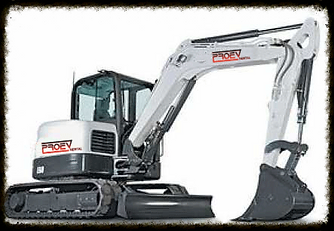 Mini Escavadeira Bobcat E50
