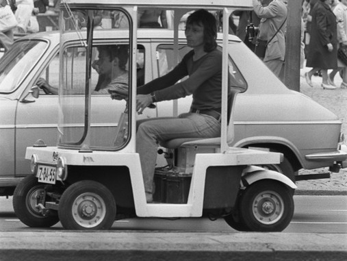 The Witkar - a smart mobility lesson from the past