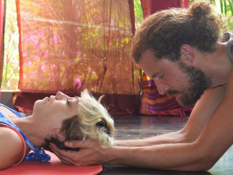 An Introduction To Thai Yoga Massage