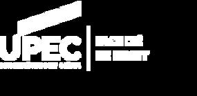 Logo UPEC Blanc