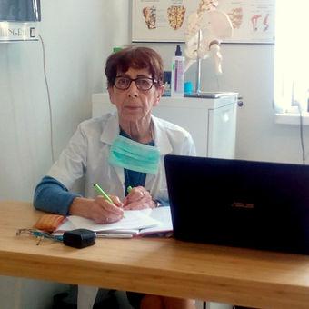Dr Barbara Gołębiowska Gabinet Rehabilit