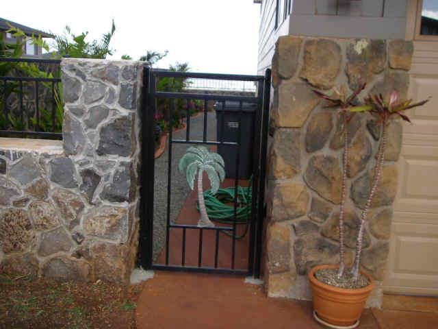 Custom Gate - Kapolei 2
