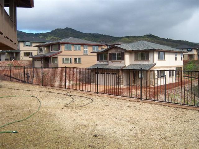 Galvanized Fence - Makakilo 2