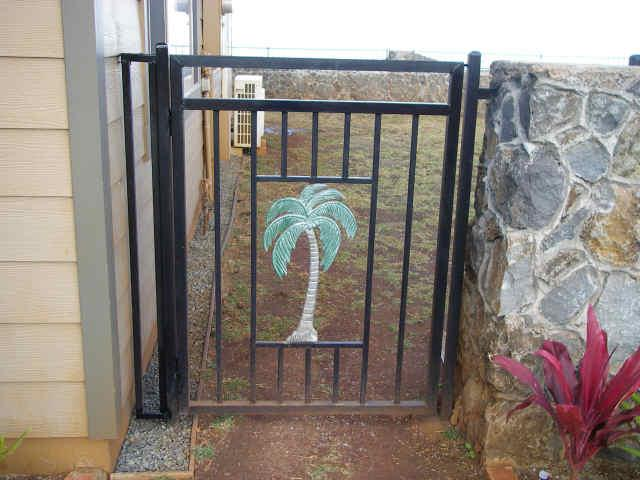 Custom Gate - Kapolei