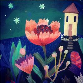 Flores y Casa