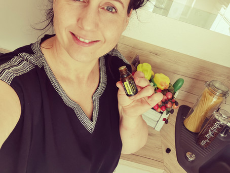 Bergamotte - das Oel was Dich selbstbewusst macht