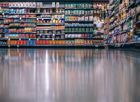 Smutná realita supermarketu