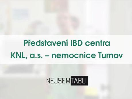 Představení IBD centra KNL, a.s. - nemocnice Turnov