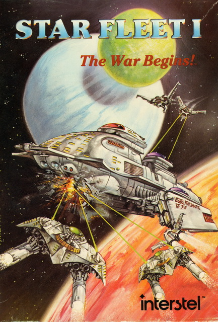 Star Fleet I