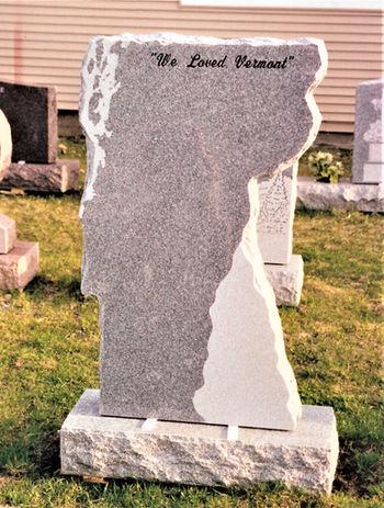 The Vermont Monument