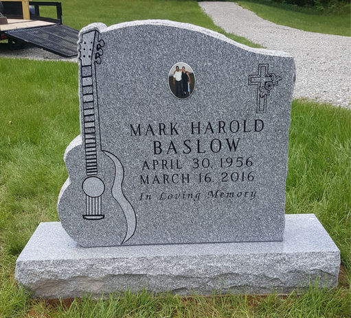 Custom Guitar Memorial