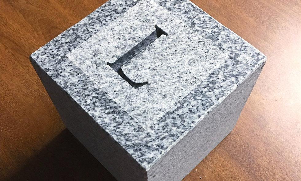 Granite Engraving Example