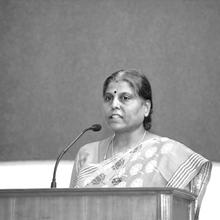 Dr. Thilakavathy  is a Naturopathy and Yoga Physician by profession. Now working as a secretary at Integral Yoga Institute since 2007.