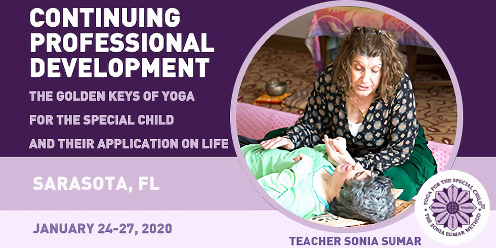 CPD The Golden Keys of Yoga for the Special Child and their application on life