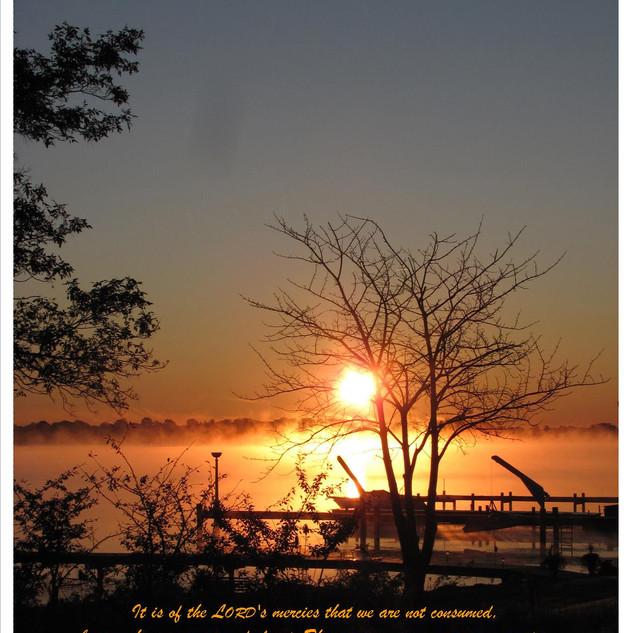 East River Grand Island-Lamentations