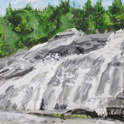 Dupont Park Falls