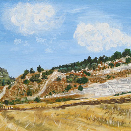 Valley of Elah - Israel