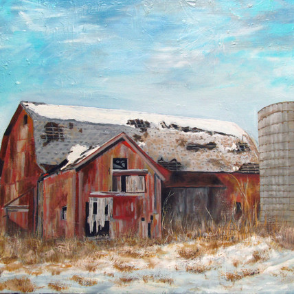 Old Barn on Rt.104