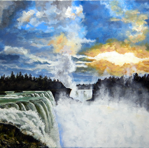Paul Hanover's Falls