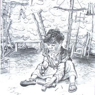 Christ in the Carpenter Shop