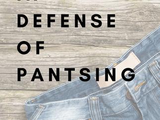 GUEST POST: In Defense of Pantsing by Dana Mele