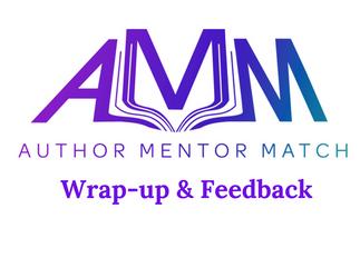Author Mentor Match Wrap-Up