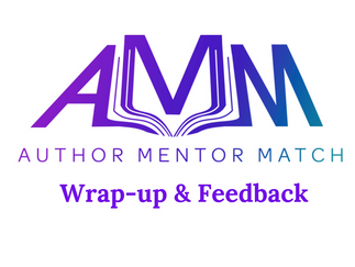 Author Mentor Match Wrap-Up