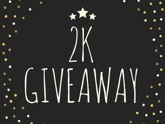 2K Giveaway!