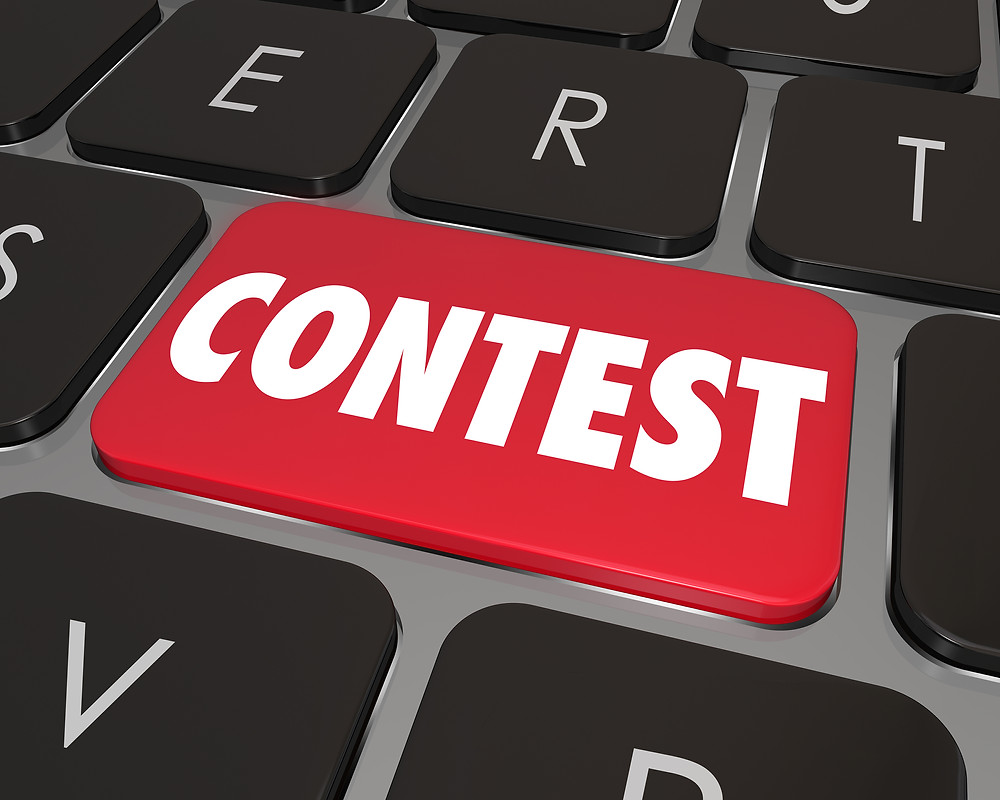 Contest Word Computer Keyboard Button Key Online Entry.jpg