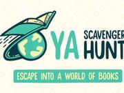 Fall 2019 YA Scavenger Hunt: TEAM BLUE!