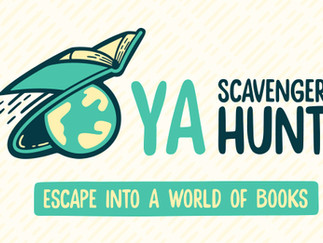 Fall 2019 YA Scavenger Hunt: TEAM BLUE!