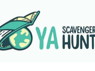 TEAM GREEN: YA Scavenger Hunt!