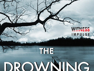 COVER REVEAL: The Drowning Game by LS Hawker