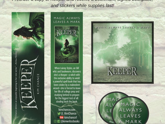 KEEPER Pre-Order Contest!