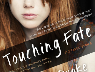 COVER REVEAL: Touching Fate by Brenda Drakeave