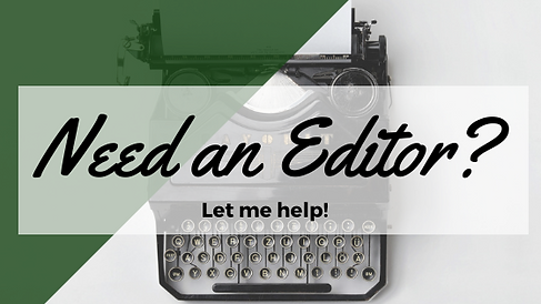 Interested in hiring a freelance editor_
