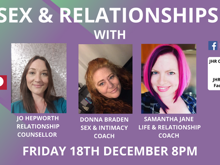 Relationship Counselling Live Event