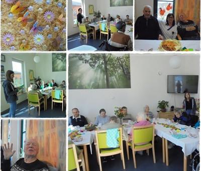 Frühlingsfest im Altenpflegeheim Haus Akzeptus
