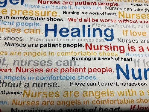 Nurses Heal
