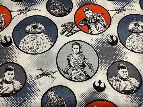 Star Wars The Force Awakens (Circles)
