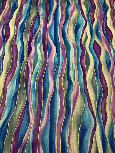 Blue & Purple Waves