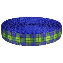 Blue & Green Plaid (UV & Water Resistant)