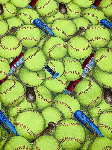 Baseballs & Bats