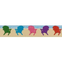 Beach Chairs (UV & Water Resistant)
