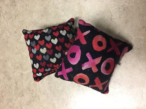 KC Catnip Pillows
